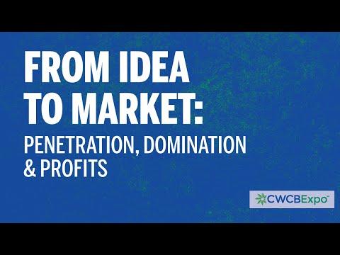 From Idea to Market: Penetration, Domination, and Profits