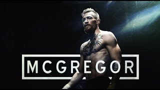 Conor McGregor -The King Is Back, The Notorious (movie)