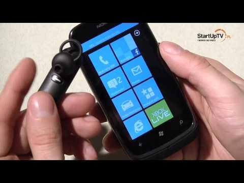 Nokia Lumia 610 NFC plus Bluetooth BH-310 - recenzja