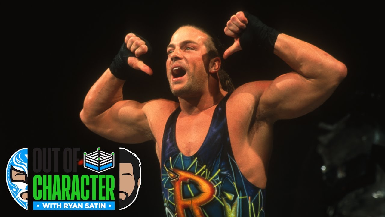 RVD explains how he infused his own personality into his WWE persona | Out of Character | WWE ON FOX