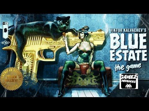 BLUE ESTATE! Arcade Shooter! The Twin Dragon Part 1 Light Gun Game Steam Game