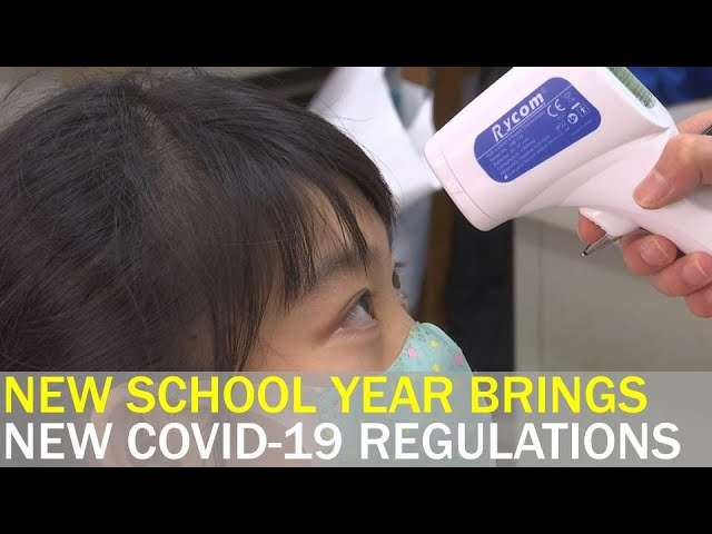 Start of new school year to bring new COVID-19 rules   Taiwan News   RTI
