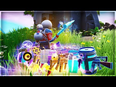 How to get ALL ITEMS you want in CREATIVE HUB ISLAND by using this new glitch in Fortnite!