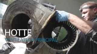FHV le spécialiste du nettoyage des Hottes de restauration