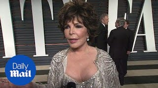 Carole Bayer Sager at 2015 Vanity Fair Oscar party - Daily Mail