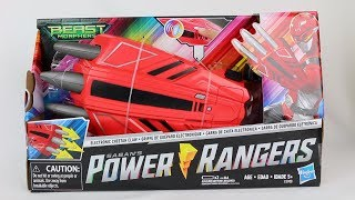 Electronic Cheetah Claw Review  Power Rangers Beast Morphers