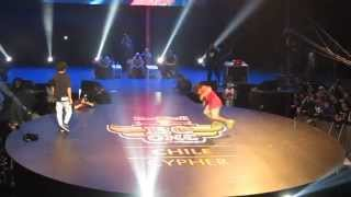 Red Bull BC One Chile 2015 - Final (Jorgito vs Tiki Trix)