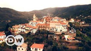 300 nüfuslu Seborga köyü bağımsızlığını ilan etti - DW Türkçe