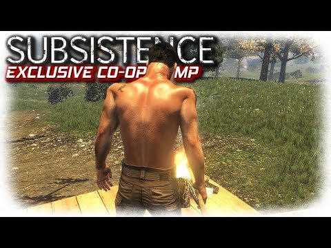 The Struggle Is Real | Subsistence Multiplayer COOP Gameplay | EP3
