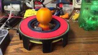 Amazing 3D Printed Motorized Orrery