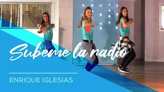 Subeme La Radio - Enrique Iglesias - Easy Fitness Dance Choreography - Baile - Coreografia