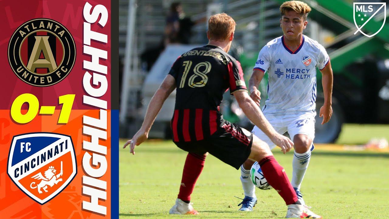 Atlanta United FC 0-1 FC Cincinnati | Cincinnati Golazo Causes Major Upset! | MLS HIGHLIGHTS