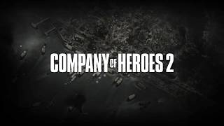 Company Of Heroes 2 gameplay(PC)[HD](PL)