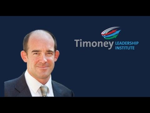 How to Lead with Intention | Conor Neill | Timoney Leadership Institute