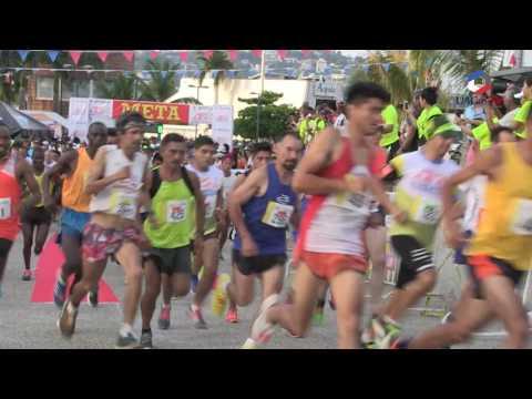 Medio Maraton Acapulco 2016