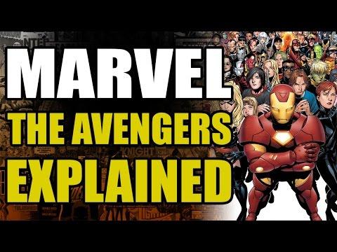 Marvel Comics: The Avengers Explained