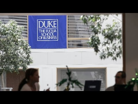Duke's Fuqua is Named the Top Business School by Bloomberg Businessweek
