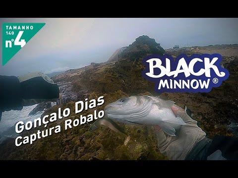 Gonçalo Dias - Fiiish Black Minnow 140 Kaki - Offshore 40g
