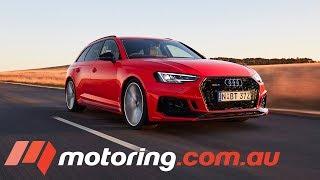 2018 Audi RS 4 Avant Review | motoring.com.au