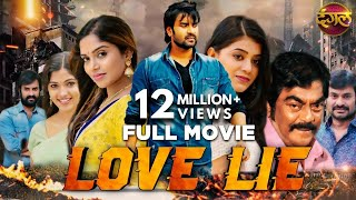 Love Lie (2020) New Romantic Hindi Dubbed Full Movie | Latest Superhit South Hindi Dubbed Full Movie