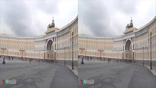 world in active 3D VR AR