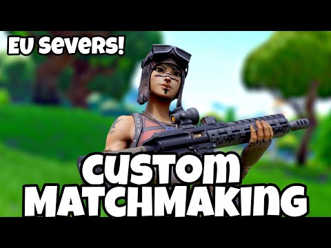 🔴 (EU) HOSTING CUSTOM MATCHMAKING scrims FORTNITE | PLAYING WITH SUBS | ANY PLATFORM | LIVE