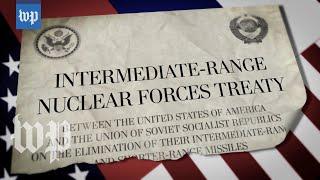INF Treaty walks U.S., Russia back from a Cold War nuclear showdown