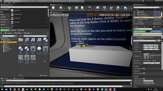 VR Inventory - Inventory Customisation