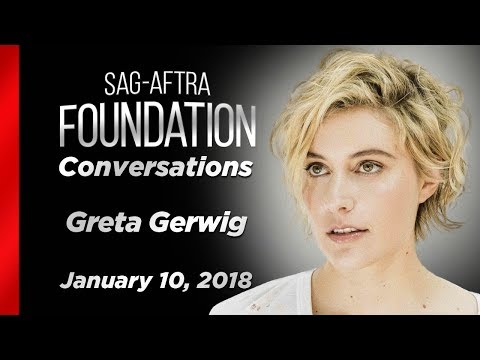Conversations with Greta Gerwig