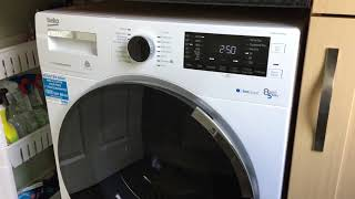 Beko WDR854P14N1W 8kg Washer/Dryer