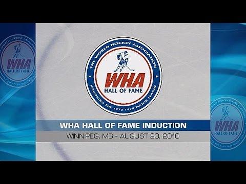 Bobby Hull & The Hotline WHA HOF induction
