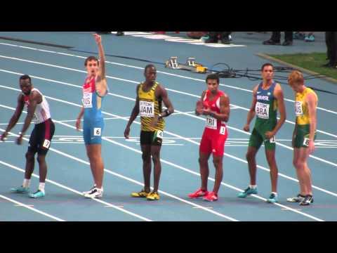 Финал - Эстафета 4х400м / 4x400m Relay Чемпионат мира по легкой атлетике 2013
