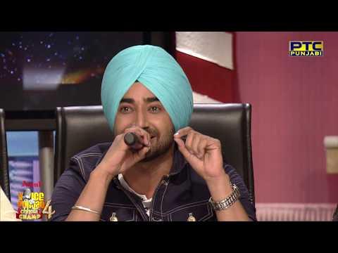 Ranjit Bawa | Bir Singh | Live Performance | Studio Round 03 | Voice Of Punjab Chhota Champ 4