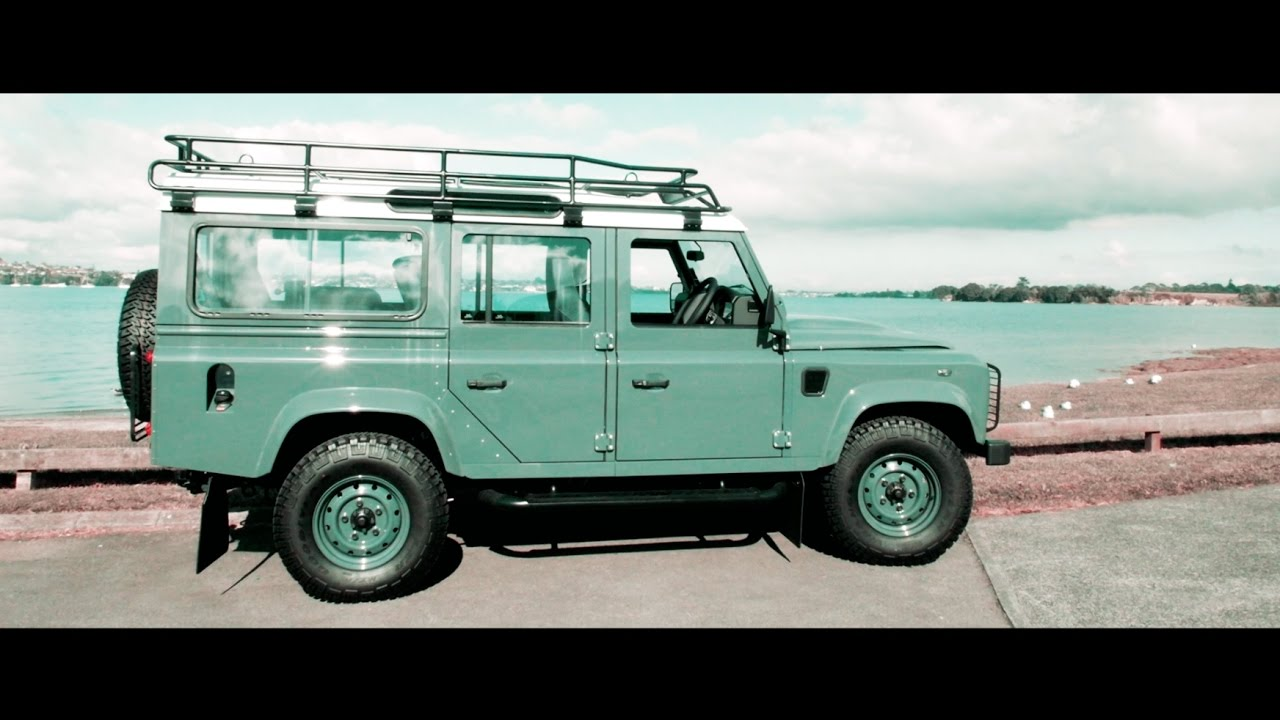 Land Rover Defender Review Goodbye Old Friend