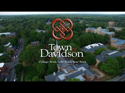 EXPLORE DAVIDSON  - TOWN OF DAVIDSON EDC PROMO