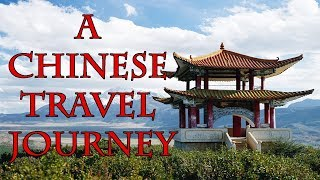 A Chinese Travel Journey From Beijing to Shanghai