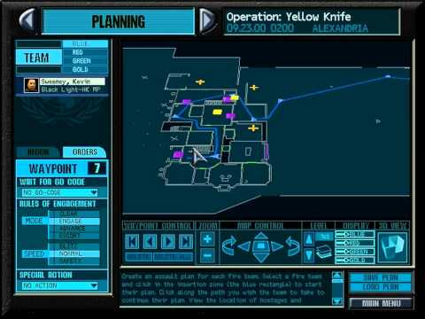 PC Longplay [154] Tom Clancy's Rainbow Six (Part 2 of 2)