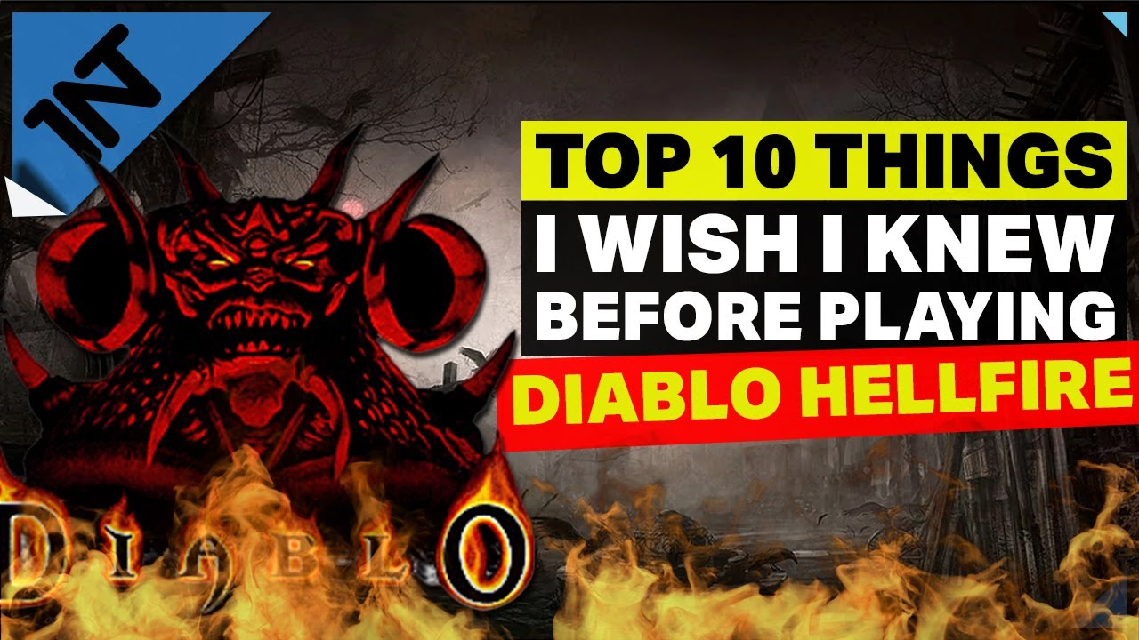 👹 DIABLO TIPS AND TRICKS for BEGINNERS! [How to Drop Em' LIKE IT'S 🔥]
