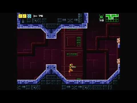 Another Metroid 2 Remake (AM2R) Hard 100% - Part 3/9 {HD 60fps}