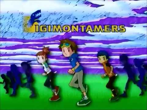 Digimon 1,2,3,4 Karaoke and lirics