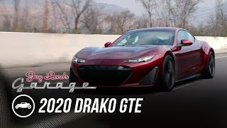 $1.3 Million 2020 Drako GTE - Jay Leno's Garage