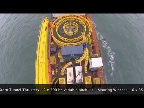 Atlantic Carrier Cableship Conversion