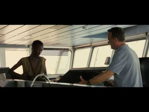 "CAPTAIN PHILLIPS Film Clip - ""Pirates take the Maersk Alabama"""