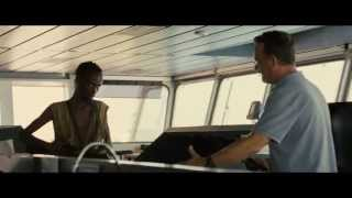 "CAPTAIN PHILLIPS Film Clip - ""Pirates take the Maersk Alabama"""