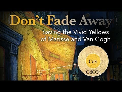 Public Lecture—Don't Fade Away: Saving the Vivid Yellows of Matisse and Van Gogh