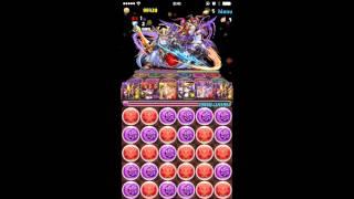 【パズドラ】ゼウス&ヘラを1撃で倒すカウンター攻略! thumbnail
