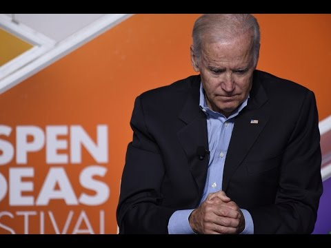 Vice President Joe Biden at the 2016 Aspen Ideas Festival