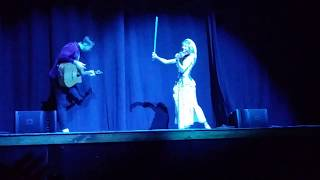 Hallelujah ~ Lindsey Stirling ~ Albany Palace Theatre Stardate 171108