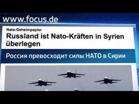 НАТО признала превосходство