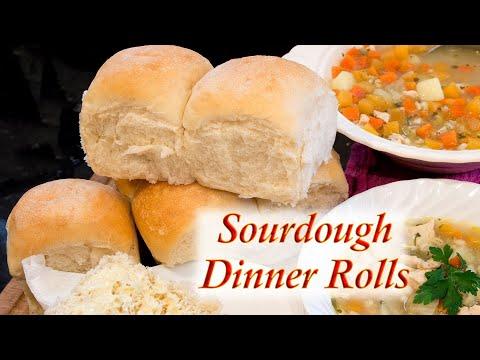 sourdough-dinner-rolls